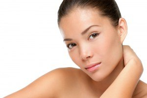 Ethnic model | North Vancouver Asian Ethnic Skin Care Services | Afterglow Skin Care