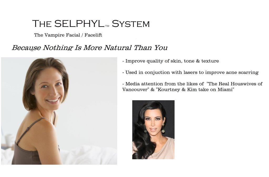 The Selphyl System | North Vancouver Vampire Facelift | Afterglow Skin Clinic