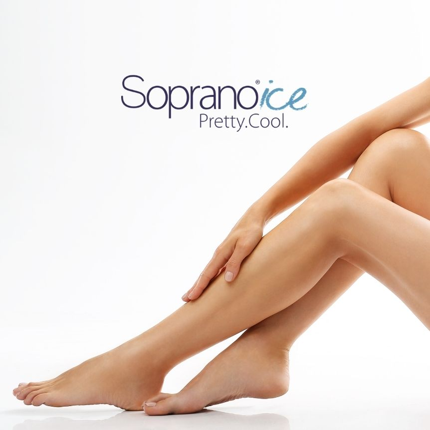 Soprano Ice Ad | Afterglow Skin Care Clinic